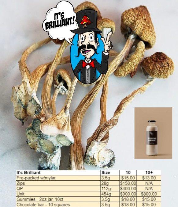 oregon mushroom industry